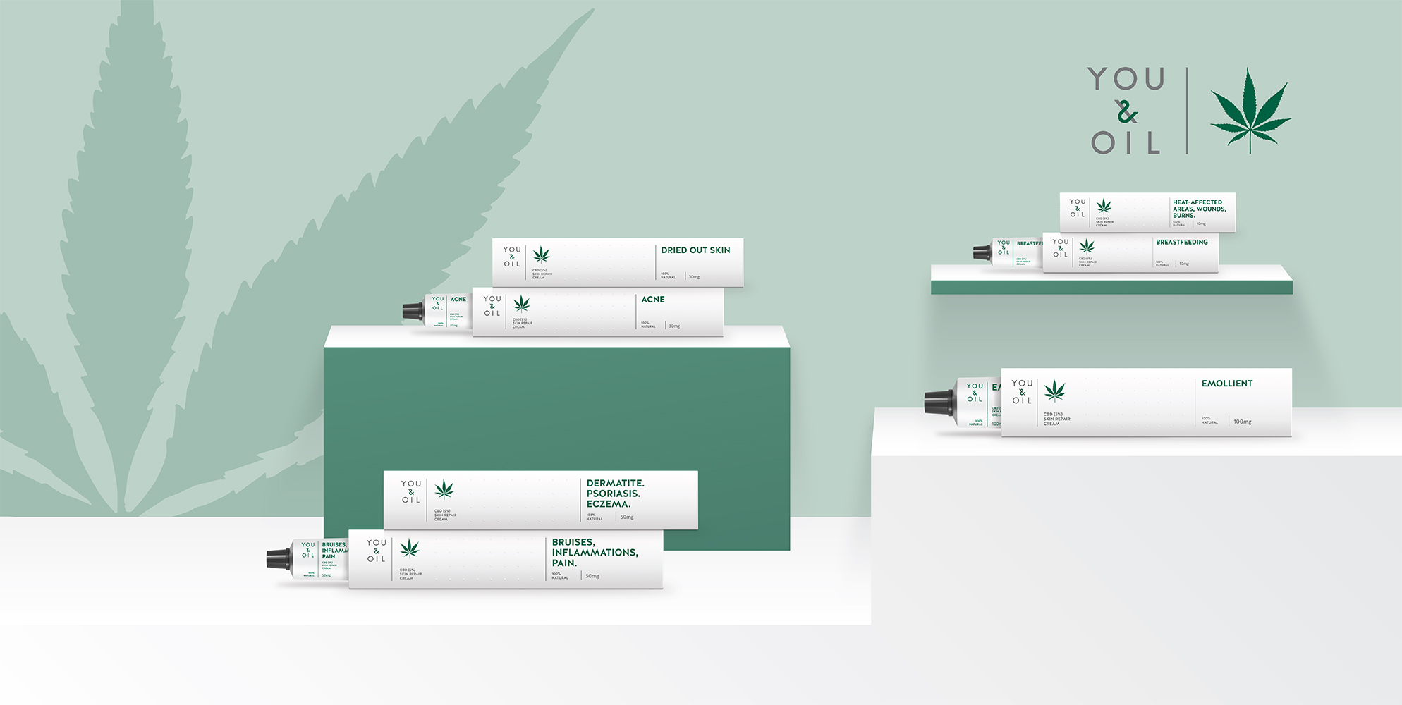 Phyto derma therapy line