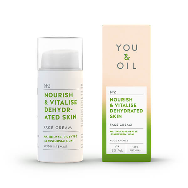1291Nourish & Vitalise Dehydrated Skin