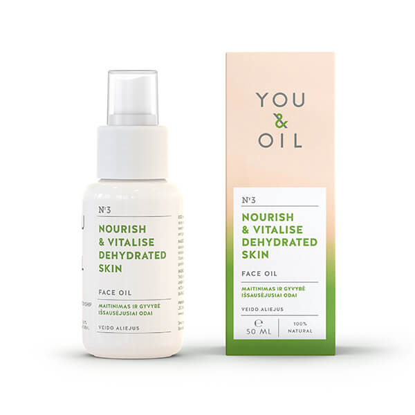 1286Nourish & Vitalise Dehydrated Skin