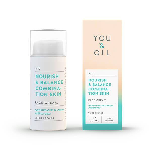 1289Nourish & Balance Combination Skin