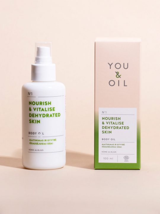 1301Nourish and Vitalise Dehydrated Skin