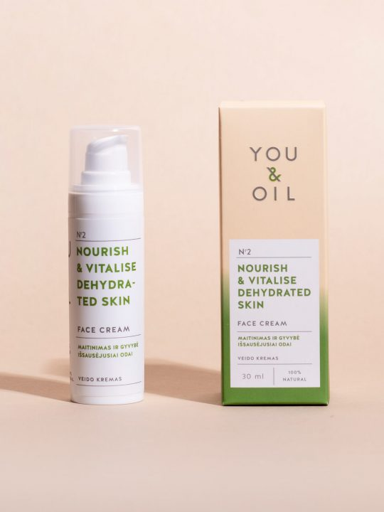 1291Nourish and Vitalise Dehydrated Skin