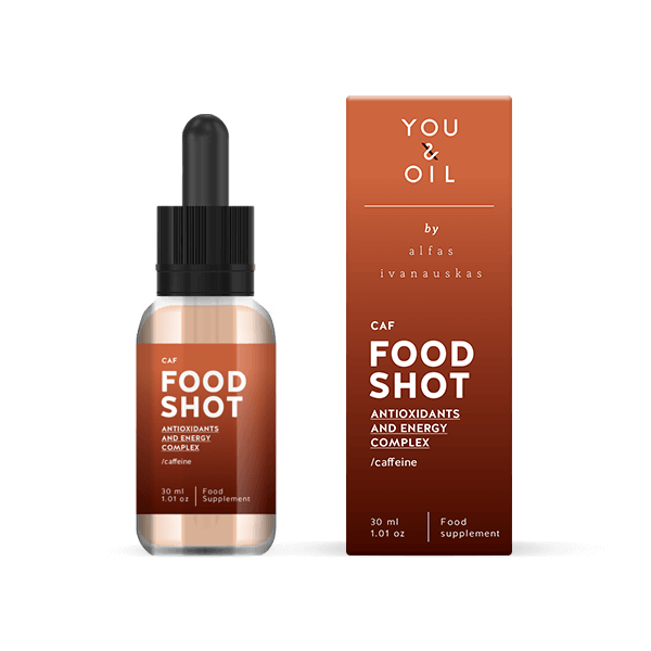 1846Food Shots. Caffeine