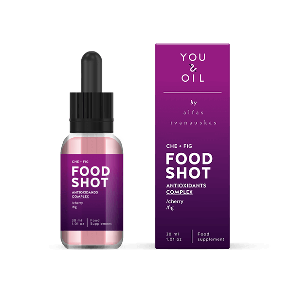 1845Food Shots. Cherry + Fig