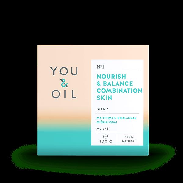 1278Nourish & Balance Combination Skin