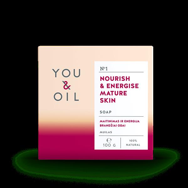 1279Nourish & Energise Mature Skin