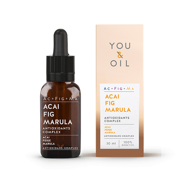 Acai Fig Marula Antioxidants Complex