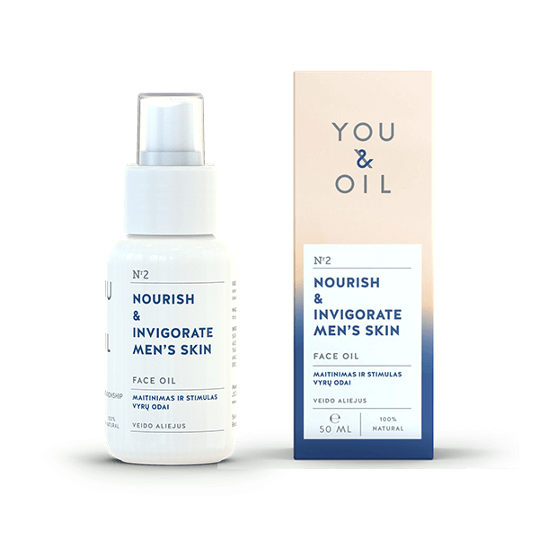 1285Nourish & Invigorate Men's Skin