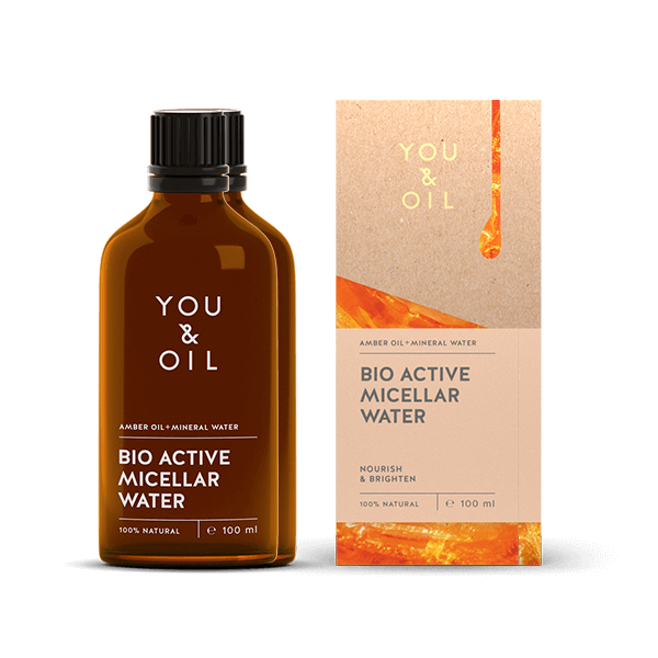 Amber. Micellar Water