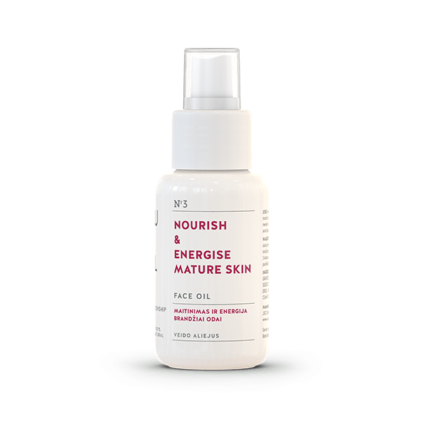 Nourish & Energise Mature Skin
