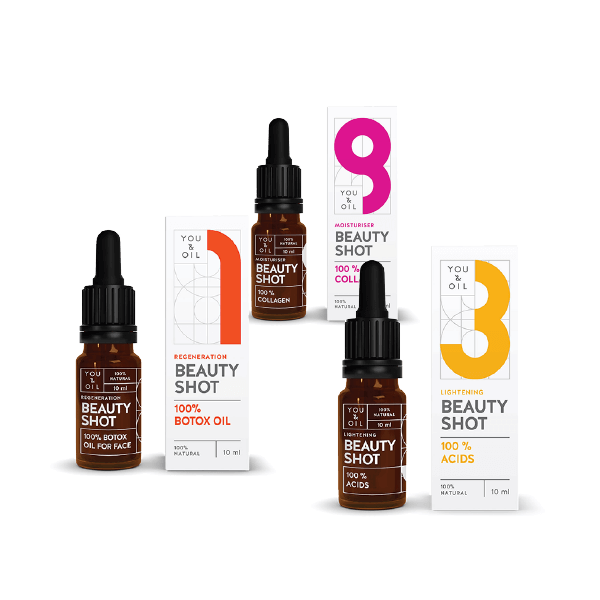 12371Botoks Beauty Shot + Acids Beauty Shot + Collagen Beauty Shot