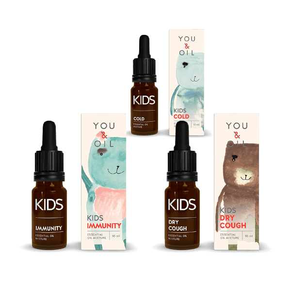 13495KIDS Immunity + KIDS Cold + KIDS Dry cough
